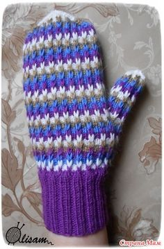 Knitting Socks, Stitch Patterns, Mosaic, Gloves, Sewing, Hats, Mittens, Tricot, Knit Socks