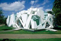 Toyo Ito | Serpentine Gallery Pavilion, 2002, London, U.K.