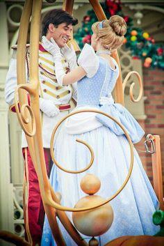true love Cinderella and Charming