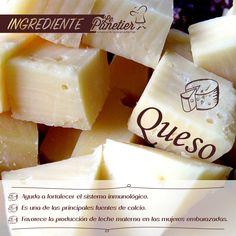 """Francia es reconocido como """"el país de los mil quesos"""" y en #LePanetier seleccionamos los mejores para ponerlos en tu mesa."""
