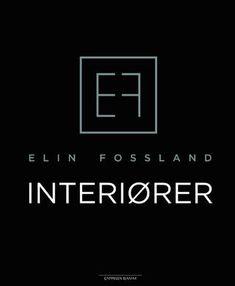 """Cover of """"Interiører av Elin Fossland"""" Jotun Lady, Home And Living, Cover, Slipcovers, Blankets"""