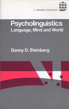 psycholinguistic linguistics and language For descriptions of language, the field relies on the findings of linguistics, which is the discipline that describes the structure of language although the acquisition, comprehension, and.