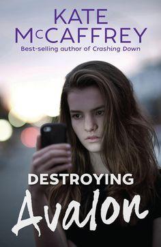 Destroying Avalon by Kate McCaffrey (F MCC)