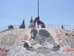 Monumento a las Manos. Parque Altavista. Ciudad Juárez.