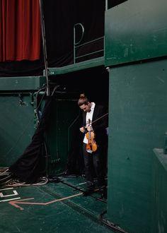 David Garrett - Before the Show