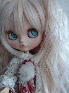 *ayudoll blythe custom*「Happy winter♪」カス... - ヤフオク!