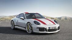 2016 Porsche 911 R  #Porsche_911_R
