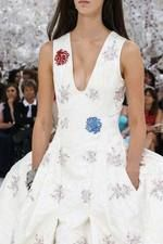 Christian Dior Fall 2014 Couture Collection on Style.com: Detail Shots