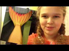 Мой хвост русалки с xvostrusalki.ru -РАСПАКОВКА #русалки #хвострусалки #ярусалка #хвост_русалки