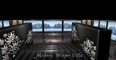 Winter Villa By mindbenderxxx
