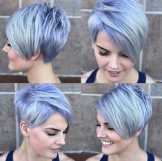 Chic & Stylish Pixie Cuts Hairstyles 2018 - Styles Art