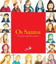 Indicado para crianças até 10 anos. Especialmente indicado para a catequese. Um livro infantil totalmente ilustrado que conta a história dos santos mais populares da Igreja. Textos curtos, com o essencial da vida e ensinamento de cada santo.