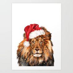 https://society6.com/product/christmas-lion_print?curator=louielei