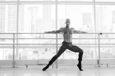 How I Got My Body: Alvin Ailey Dancer Glenn Allen Sims Doesn't Eat Dinner but Will Finish an Entire Pint of Ice Cream: The Daily Details: Blog