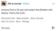 Skulduggery Pleasant, Artemis Fowl, 12 Year Old, Paradox, Faeries, Tumblr, Movie, Disney, Fairies