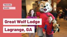 Great Wolf Lodge, Travel Vlog, Ways To Save Money, Hotels And Resorts, Family Travel, Places To See, Vacations, Georgia, Atlanta