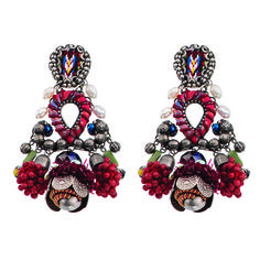 Ayala Bar earrings | AIBIJOUX | fashion jewelry