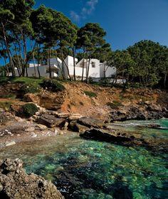 House in Mallorca, Spain © FG+SG fotografia de arquitectura. Álvaro Siza. Complete Works 1952-2013. TASCHEN Books (XL-Format)