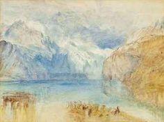 "Joseph Mallord William Turner, ""Goldau"" - Google Search"