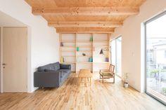 Gallery of House in Umezu / koyori + DATT - 11