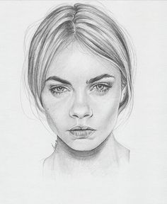 irynakhymychart  Cara Delevingne finished.  This drawing is done without any smudging at all inspired by @ts_abe. Makes the drawing so much more crisp and harder to draw since every single stroke of the pencil has to be precisely controlled. Also one of my co workers is leaving and this is a present for her. Thank you @___g_low for being such a lovely steering independent woman and an amazing friend. I will miss you.  #drawing #sketch #wip #caradelevingne #naturalbeauty #realism…