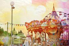 dreamy carousel...
