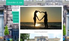 Komplette Homepage Wedding, Apps, Website, Ideas, Photos, Marriage Gifts, Languages, Simple, Valentines Day Weddings