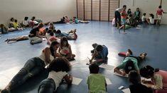 Oficina realizada no verão de 2017, na escola básica de Vila Nova da Caparica