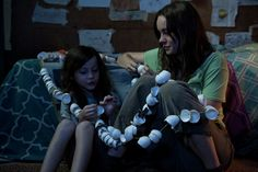 The full picture emerges slowly in 'Room', Lenny Abrahamson's powerful, sensitive survival drama. Details arrive like the droplets of rain tha