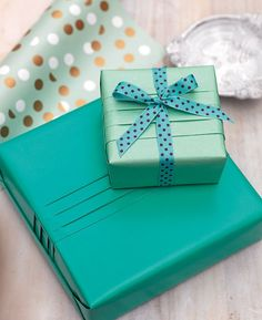 Find the best gift wrapping ideas from the House & Home archives, from DIY projects to present toppers and more!