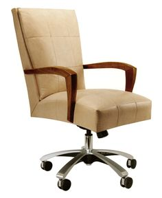 Dakota Jackson Puff Executive Chair from M-Geough