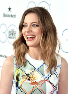 Gillian Jacobs Photos - Actress Gillian Jacobs attends the 2015 Film Independent Spirit Awards at Santa Monica Beach on February 2015 in Santa Monica, California. Gillian Jacobs Love, Hair Inspo, Hair Inspiration, Ombre Highlights, Gorgeous Blonde, Celebrity Beauty, Dream Hair, Celebs, Celebrities