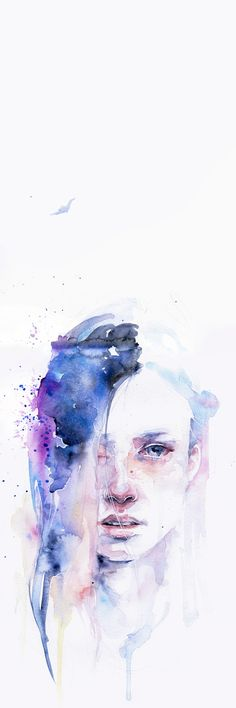 The Water Workshop I by Agnes Cecile | Eyes On Walls