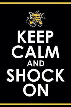 Go! Wichita State University (WSU)          GO Shockers!