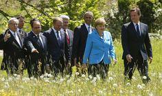Blumen blühen, Vögel zwitschern: Eine Demonstration in Hör- und Sichtweite des...