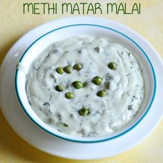 methi matar malai recipe with video and step by step pics - methi matar malai is a punjabi north indian recipe which is very popular. methi matar malai can also be found in the menu
