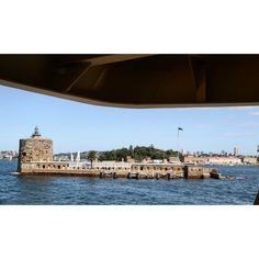 #OldPhotos #ViewFromTheFerry #PinchgutIsland #FortDenison #SydneyHarbour #Sydney #NewSouthWales #Australia #Y2011 Sydney Australia, Marina Bay Sands, Old Photos, Opera House, Island, Building, Instagram Posts, Travel, Old Pictures