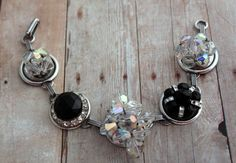 @belmonili  https://www.etsy.com/listing/215016461/black-crystal-bracelet-granny-chic-eco