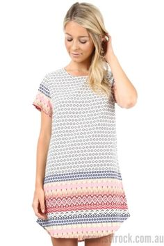 What's New! :: Gwendolyn Shift Dress -