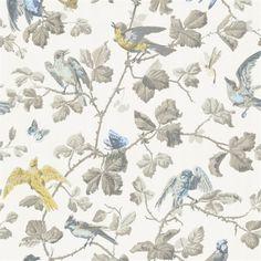 Winter Birds sur Au Fil des Couleurs