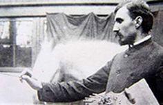 Frans Slager ,'s-Hertogenbosch 1876 – 1953 Meerhout, België.