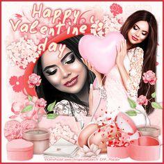 Happy V Day, Paradis, Fantasy Girl, Happy Valentines Day, Maya, Photo Art, Pin Up, Gifs, 3d