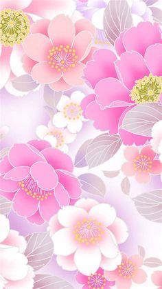 Pink Girly | Lovely Flowers Wallpaper, Flower Wallpaper