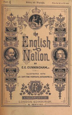 """""""[Lives of Eminent and Illustrious Englishmen, from Alfred the Great to the latest times. On an original plan. Edited by G. G. Cunningham. Illustrated by a series of ... portraits, etc.]""""  Author: Cunningham, George Godfrey.    https://farm8.staticflickr.com/7340/11065519136_dd04f1c8eb_h.jpg"""