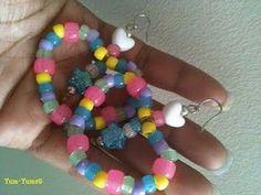 kandi earrings