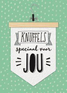 wenskaarten - knuffels-speciaal-voor-jou
