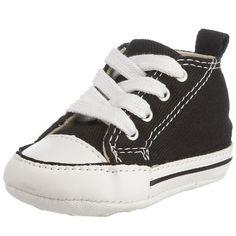 online store 53708 2e5c9 Converse First Star Crib Shoe Converse,http   www.amazon.com
