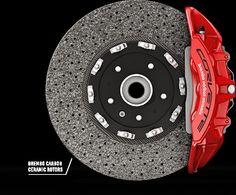 2015 Corvette Z06 Brembo brakes