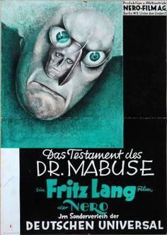Testament des Dr. Mabuse, Das