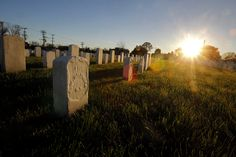 A look back at the 1866 founding of Hampton and Yorktown national cemeteries, where thousands of unknown Civil War soldiers were reburied. With story, photos and map of the places from which the remains were recovered. http://bit.ly/1PrNEMV -- Mark St. John Erickson